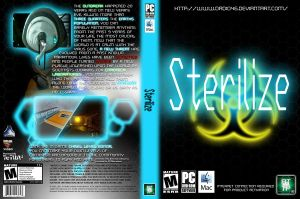 Sterilize Cover Art by dadio46