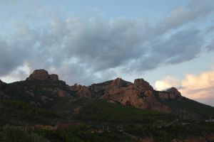 ESTEREL MASSIF in PROVENCE by A1Z2E3R