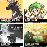 Nuzlocke White: late 2013 FCR Nomins by ky-nim