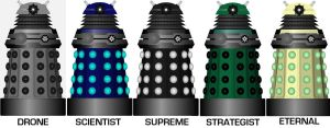 Doctor Who: The Paradigm Daleks - Remastered. by DoctorWhoOne
