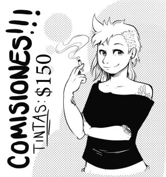 COMMISIONS by SonnyKat