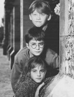 Rupert, Daniel and Emma by BiancaWeasly