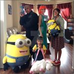 Despicable Me - Most of Gru Fam by yashy20c
