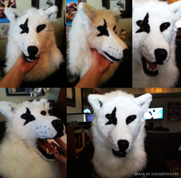 kitkit-kat mask commission by sugarpoultry