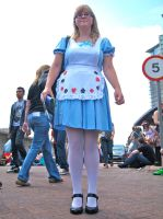 Alice from an alternate angle by ZeroKing2015