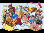 Capcom  Tribute by venomaxxx