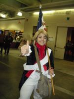 anime boston America by lisabean