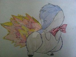 Coal The Cyndaquil by Katiemaye11