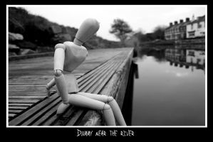 dummy near to the river2 by Kemao