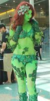 Poison Ivy turned green at Comikaze 2012 by trivto