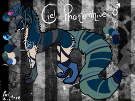 Ciel Phantomhive wolf by Patienceforever1