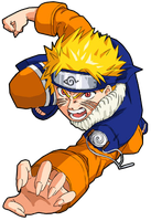 Render de Naruto by Gokunks