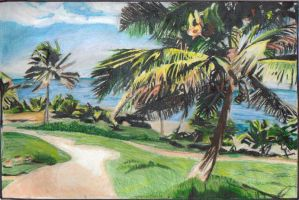 Tropical Paradise by andrea2004
