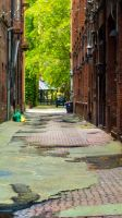 Seattle alley1 by Mackingster