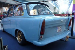 Sachsenring Trabant by theTobs
