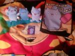 Catbug Collection by SkunkyRainbow270