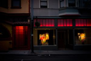 store windows North Beach by crag137