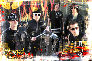 Avenged Sevenfold by marea707