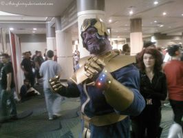 Thanos megacon 2013 by artsyfartsy