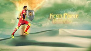 Kevin-Prince Boateng The Warrior by HussienMafia