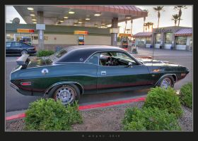 Green Muscle by HogRider