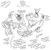 .: Witch Doctor Idea Preview :. by CandleGlass