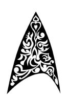 Star Trek Tribal by beatnikshaggy