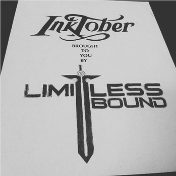 Limitless Inktober by theArTBomB