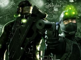 Splinter-Cell by obi-gfx