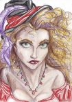 Lady Belcourt by TheInkgirl