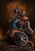 Alice madness returns - Dormouse by LadyFiszi