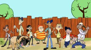 Sandlot by MiketheMike