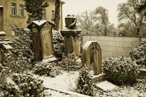 Friedhof im Winter 03 by Anschi71