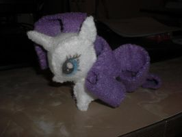 Mini Felt Rarity Plushie by Bunnygirl2190