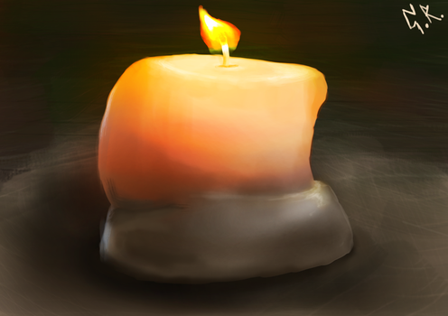 Candle by Gab-Rod