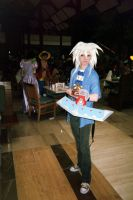 A-Kon 2014 Bakura by KittyChanBB