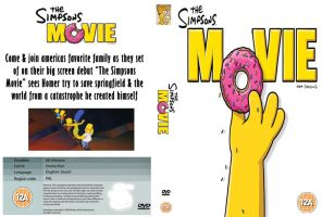 THE SIMPSONS MOVIE by Ulla-Andy