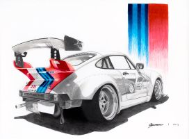 that911's '76 Porsche 911 by CSwenson-Artistry