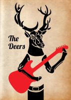 The Deers by khakisoul