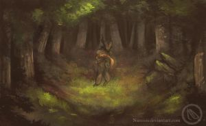 forest 2 by Namisis