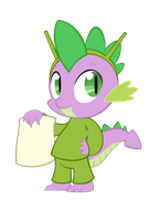 Droid:Spike: by Rayne-Is-Butts