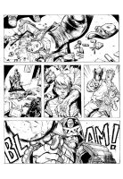 Judge Dredd page by barbell666