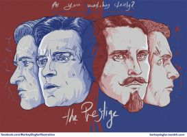 the Prestige by o8connell