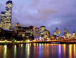 Melbourne Twilight by moviegirl78