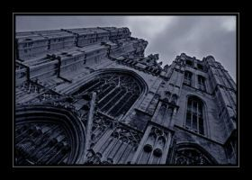 Brussels - Cathedral by UrbanShots