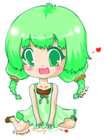 Mint by haine905