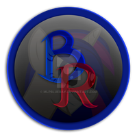 My Logo - For My Original Works ^,^ by MLPBlueRay
