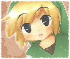 toon link again xP by Midna01