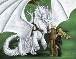 HTTYD Ireth+Vespera Fable13-14 by yamilink