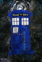 TARDIS by froggyk